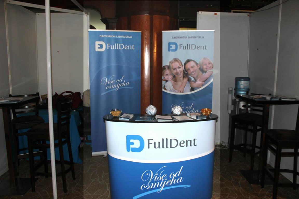 Zubnotehnički laboratorij Full Dent na 21-om Balkanskom kongresu stomatologa