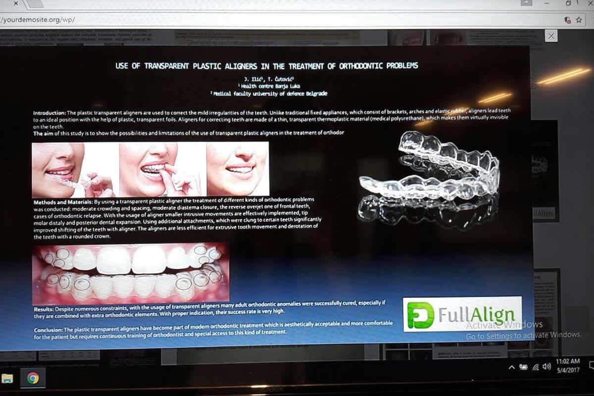 Prezentacija Zubotehničkog laboratorija Full Dent na XXII BaSS kongresu u Grčkoj