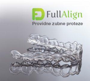 full align providne zubne proteze