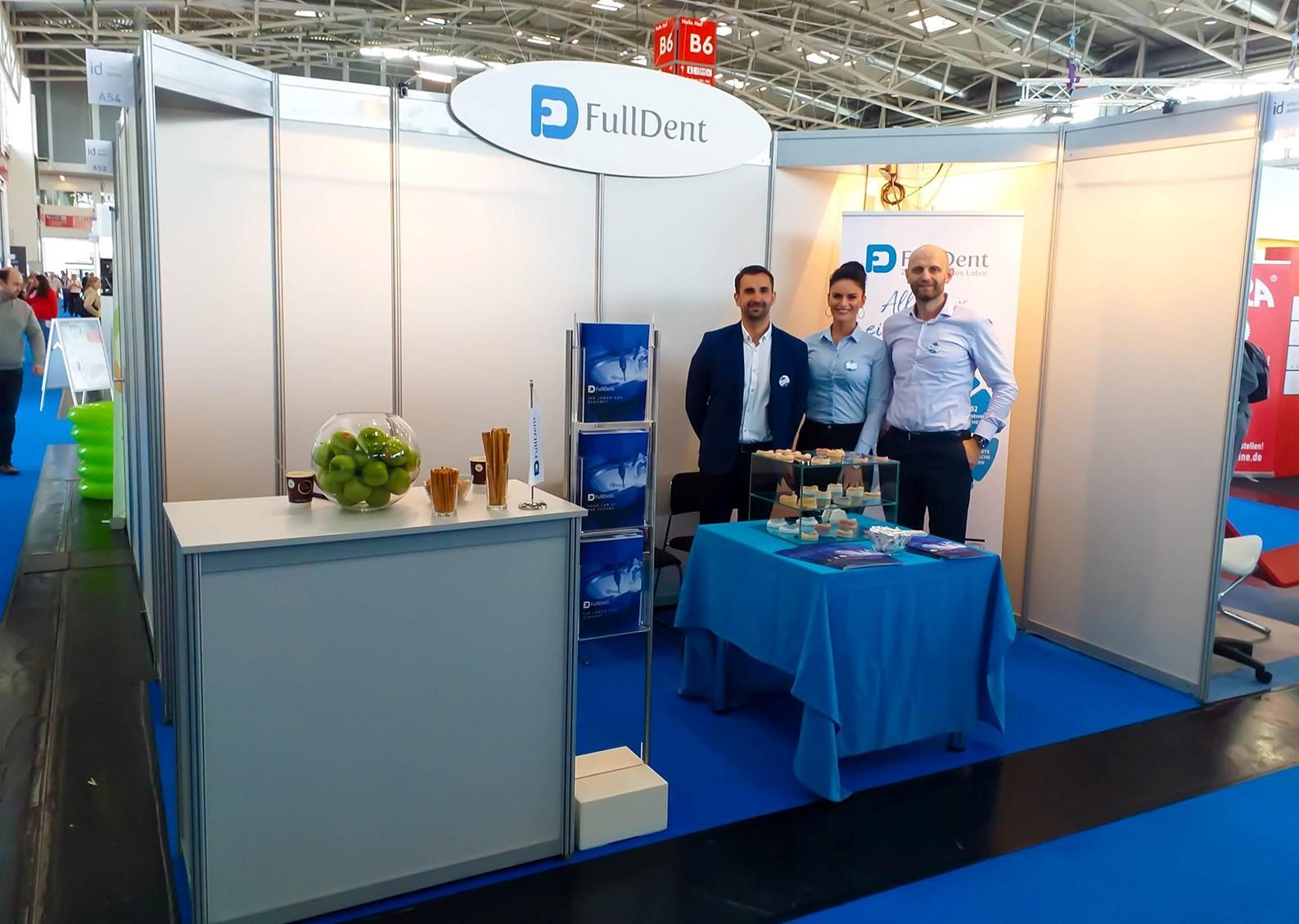 Učešće na sajmu Id Infotage Dental Munich