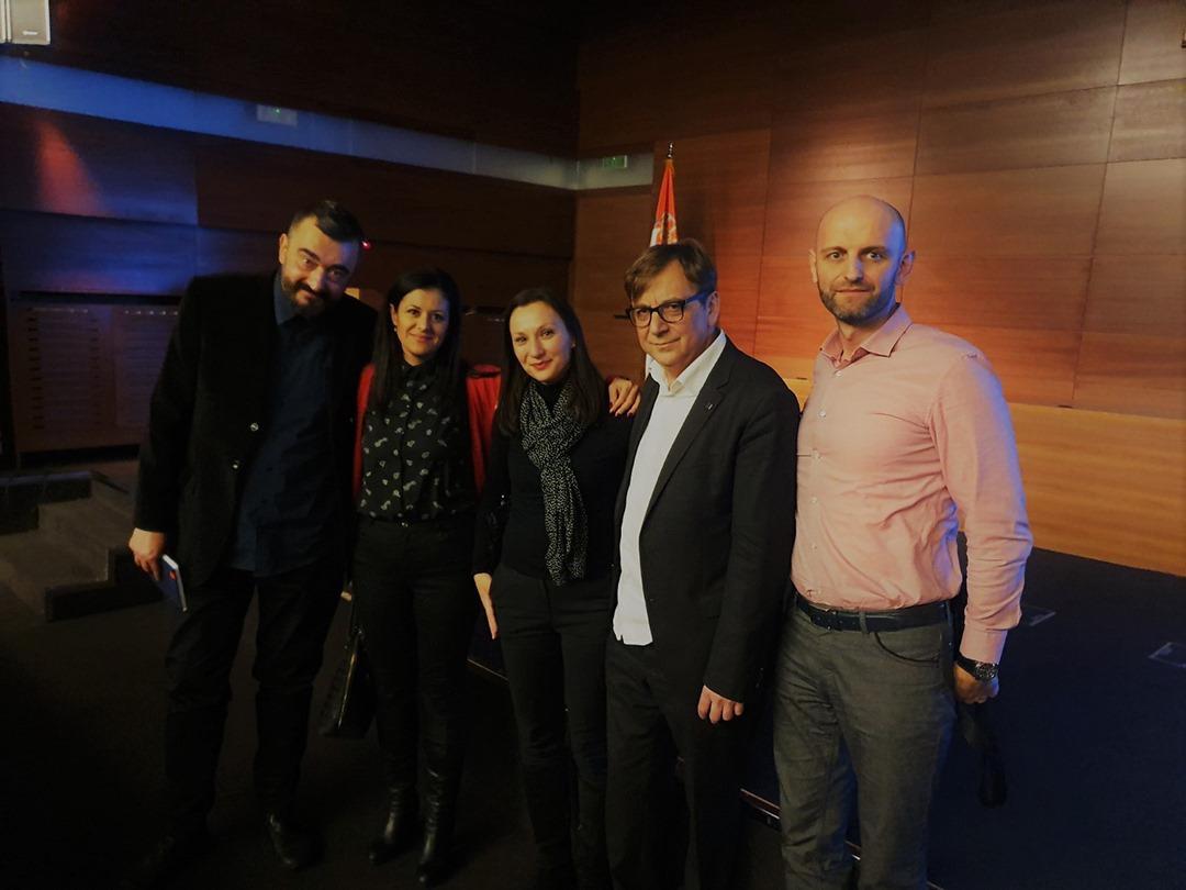 Susret poslovnih partnera SIQ Beograd