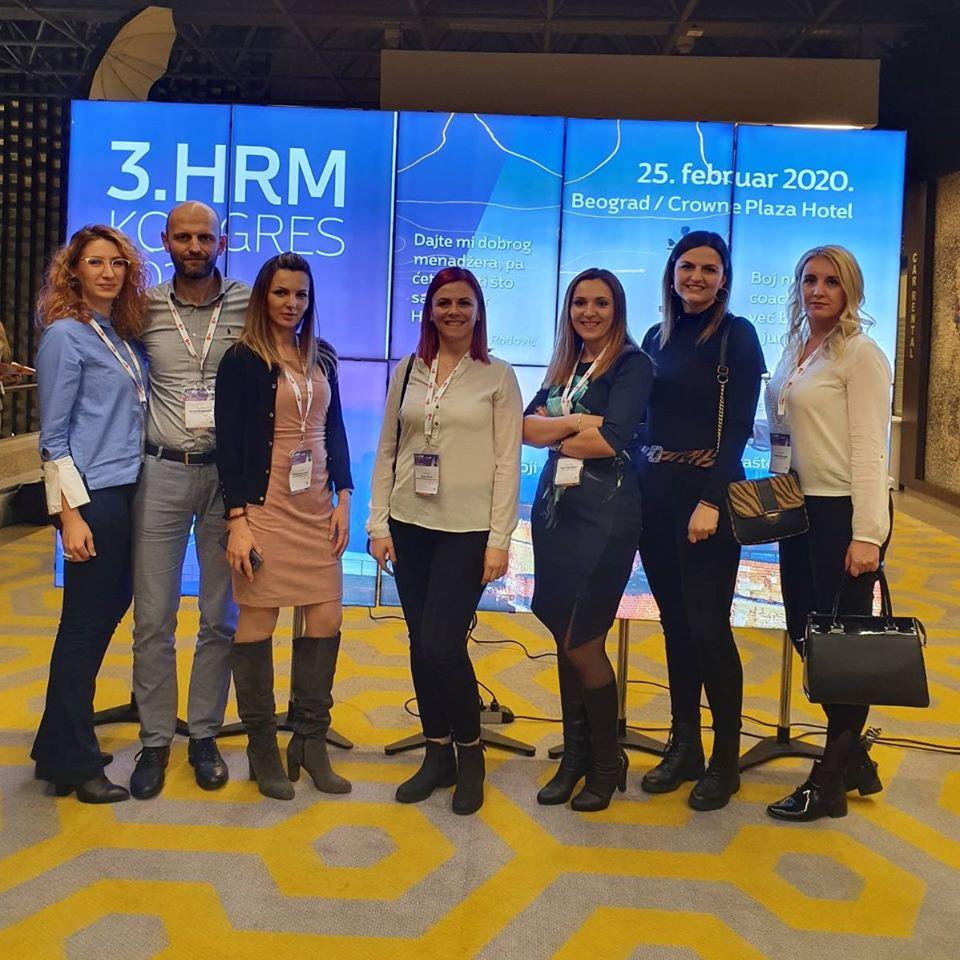 HRM Kongres, Beograd