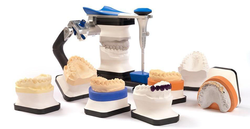 Materijali za izradu gipsanih modela, individualnih kašika i zagrižajnih šablona
