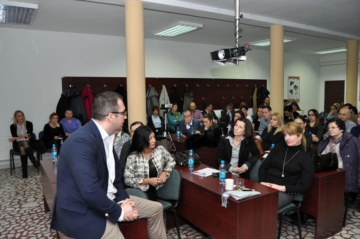 Seminare und Präsentationen