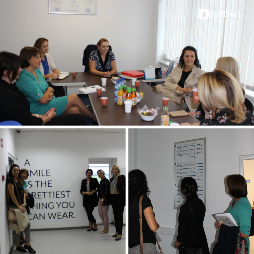Posjeta članica kolektiva Medicinske škole u Doboju